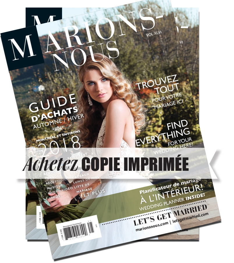 Marions-Nous Guide Info mariage juillet 2018